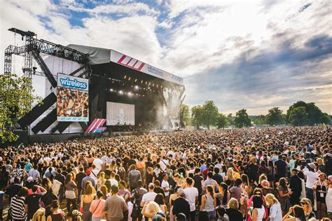 festival 2015 uk wireless festival 2015 tickets sold for just 163 35 in flash