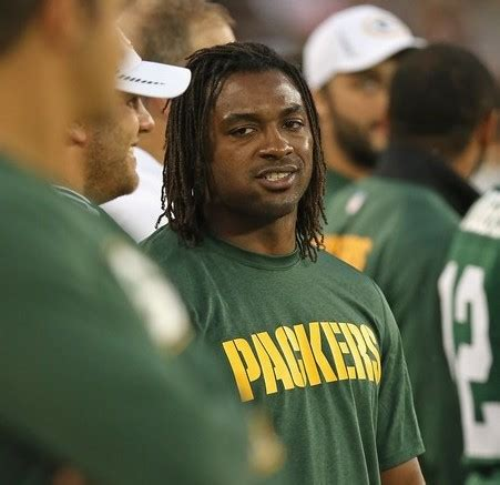 cedric benson has a chance to start for packers