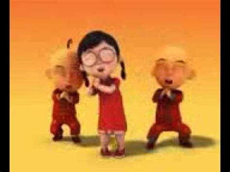 film upin dan ipin gong xi fa cai upin ipin nyanyi lagu gong xi fa cai youtube
