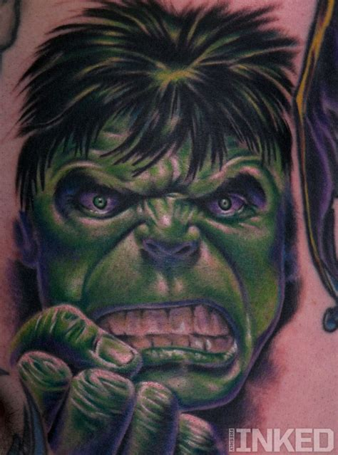 hulk tattoo fail 134 best superhero tattoos images on pinterest tattoo