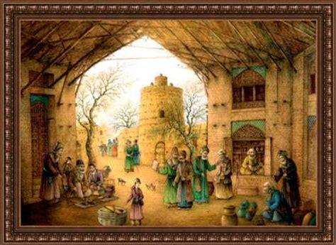 9th persian painting biennial