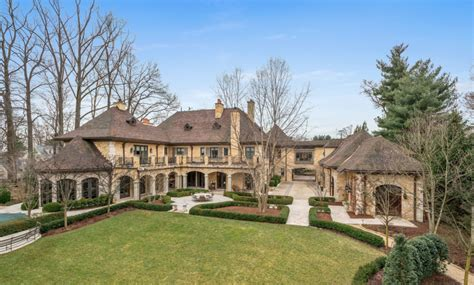 18 million 20 000 square foot country mansion in