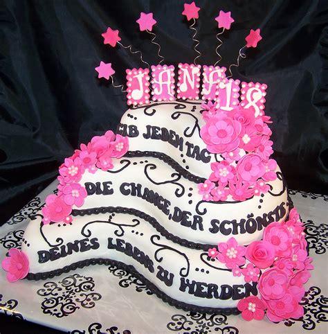 Geburtstag Torten by Geburtstagstorten Und Kuchen Cakes For Seite 2