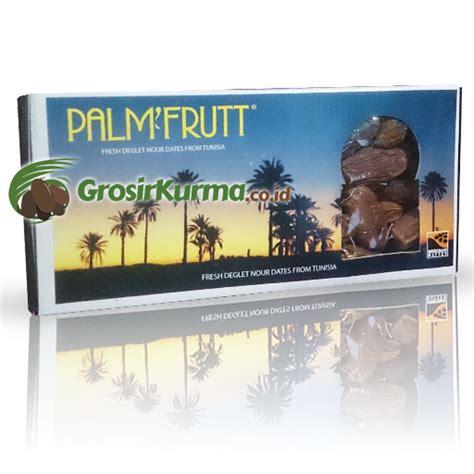 Buah Kurma Palm Frutt palm frutt 500 gr 1 dus 12 pack grosir kurmagrosir