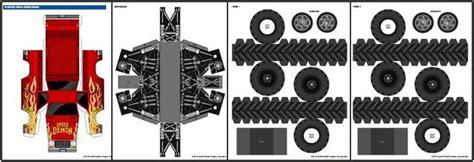 Hp Papercraft - papermau three truck paper models by hp via
