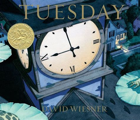 on a tuesday books tuesday by david wiesner paperback barnes noble 174