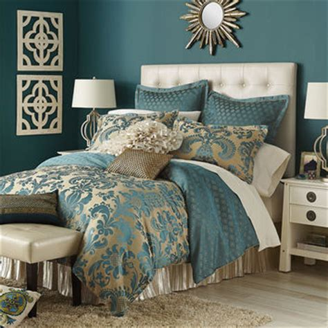 teal and gold bedding calibri jacquard bedding duvet teal from pier 1 imports