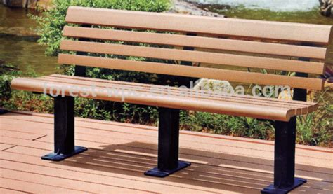 composite wood bench composite wood curved outdoor bench cheap outdoor concrete