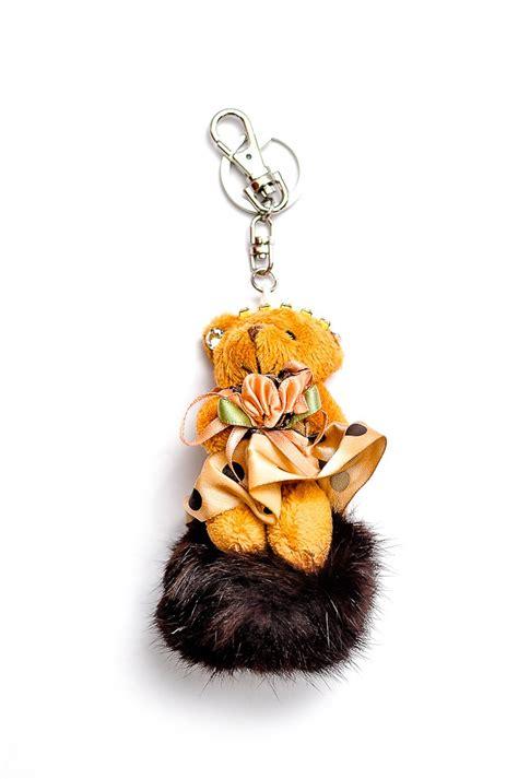 Boneka Gantungan Kunci Domokun Import gantungan kunci berkarakter barang import terbaik