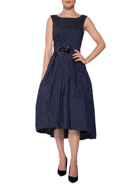 cocktailkleid swing swing cocktailkleid blau 34