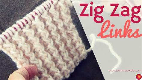 zig zag eyelet trellis pattern zig zag links knitting pattern rib stitch knit zig zag