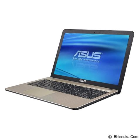 Asus Laptop Notebook X540ya Amd E1 7010 2gb 500gb 15 6 Windows 10 jual asus notebook x540ya bx101d non windows 90nb0cn1