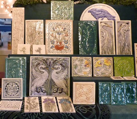 How To Make Handmade Ceramic Tiles - tiles