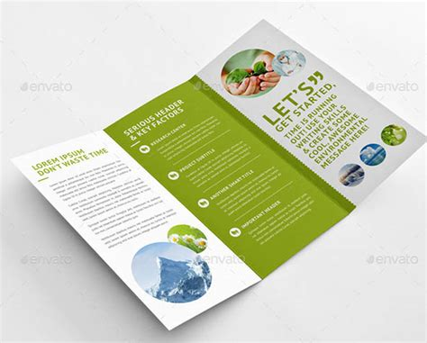 18 trifold brochure templates for indesign desiznworld