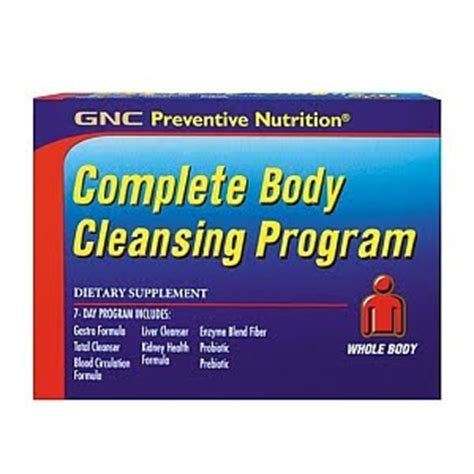 Gnc 7 Day Detox by S World Gnc S 7 Day Whole Cleanse