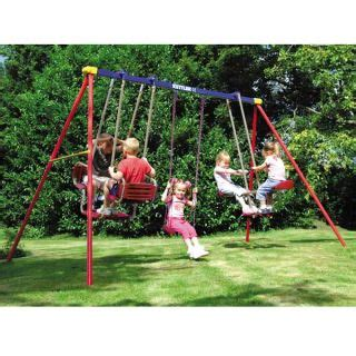 Hedstrom Swing Set by Hedstrom Outdoor Metal Swing Set On Popscreen