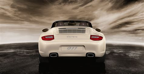 porsche carrera back 2011 white porsche 911 carrera cabriolet wallpapers
