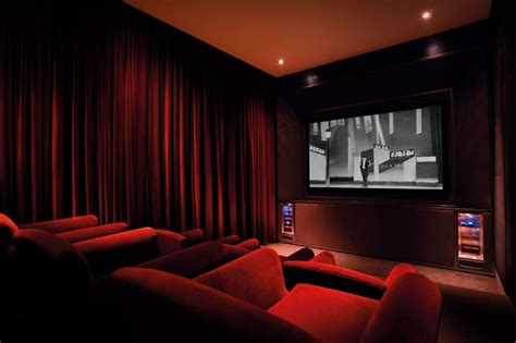 rooms decorations small movie room ideas pictures
