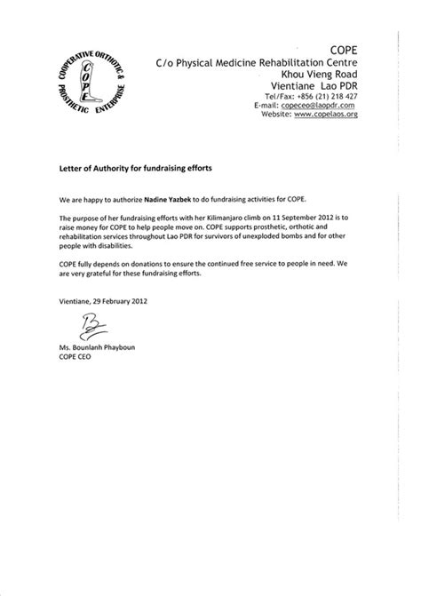 authorization letter sle for signing documents authorization letter sle for signing documents 28 images
