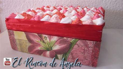 ideas para decorar una caja de navidad diy como decorar una caja para regalar san valentin dia de