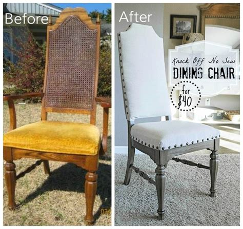 Dining Room Chairs Redo 17 Best Ideas About Dining Chair Redo On