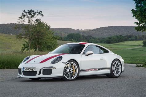 porsche r 2016 porsche 911 r drive review motor trend