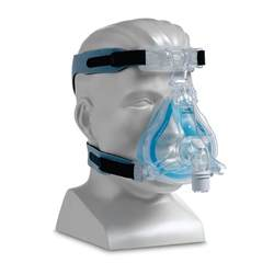 cpap comfortgel blue cpap mask with headgear