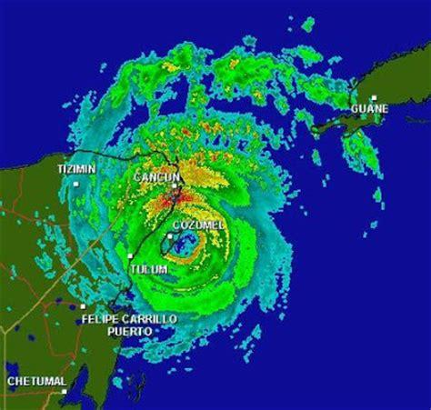 imagenes satelitales del huracan wilma huracan wilma