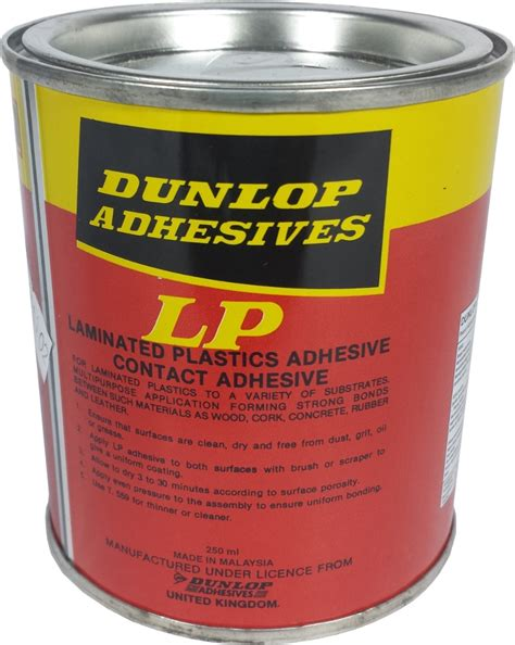 Metal Kitchen Furniture dunlop adhesive glue lp 250ml adhesives amp glues