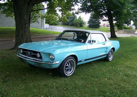 tiffany blue mustang b frost turquoise 1967 ford mustang re pin brought to