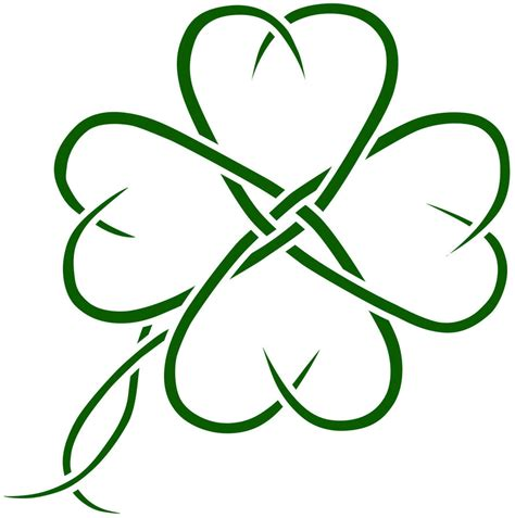 four hearts tattoo designs shamrock tattoos designs ideas and meaning tattoos for you