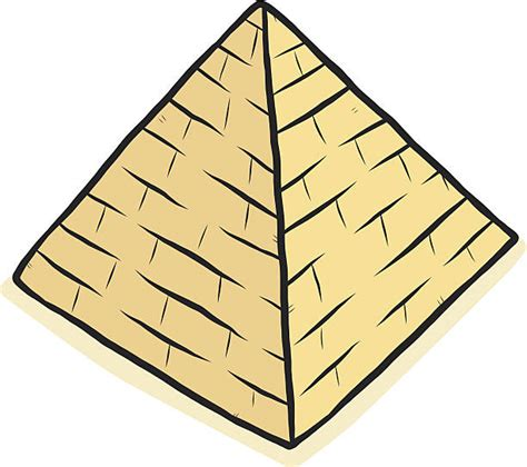 pyramid clipart place clipart pyramid pencil and in color place clipart