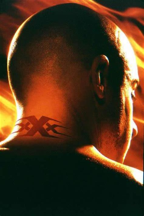 tattoo xxx katpath vin diesel with x