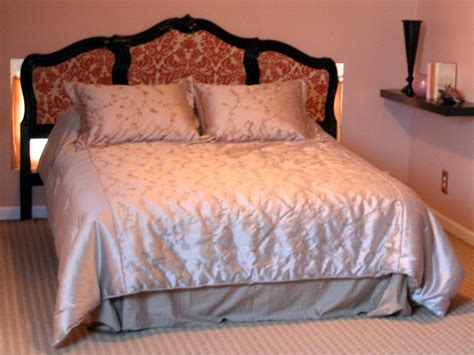 decorate your bedroom with wood panels hgtv stylish headboard update add upholstered panels hgtv