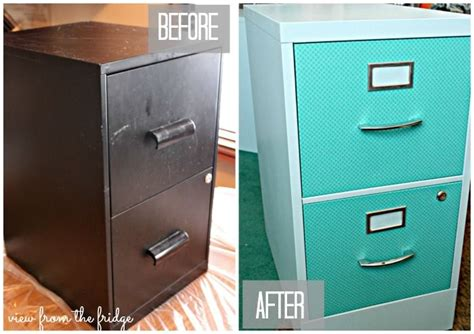 mini fridge disguised file cabinet 1000 ideas about filing cabinet organization on
