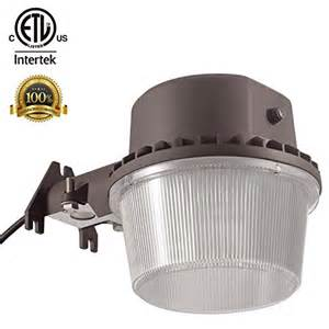 Led Wall Sconce Outdoor 35w Dusk To Dawn Led Outdoor Barn Light Photocell