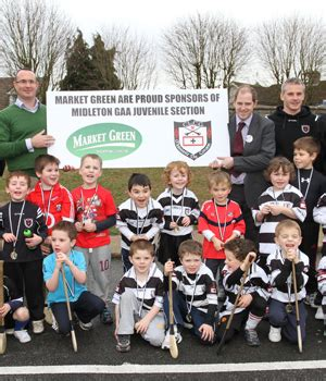 Parlour Army Gp welcome to market green community
