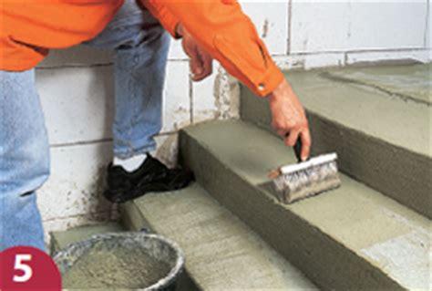 bs renovierung probau betontreppen sanieren