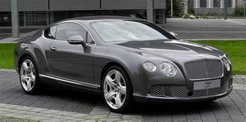 Continental Bentley Bentley Continental