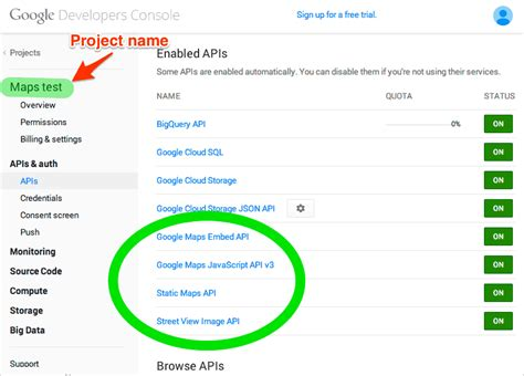 developer api console getting started with maps recipes sitepoint