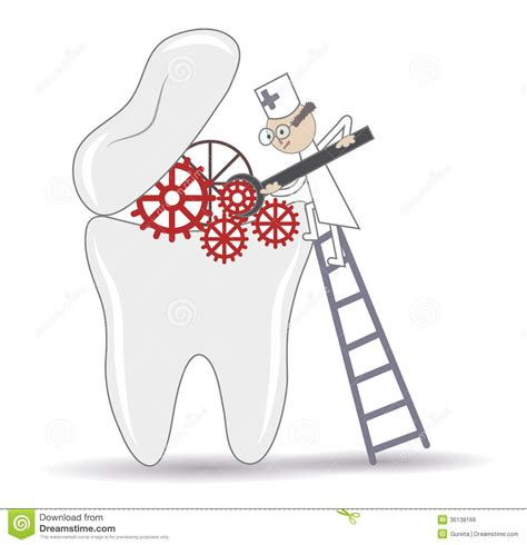 thesis abstract for dentistry tooth treatment royalty free stock image image 36138166