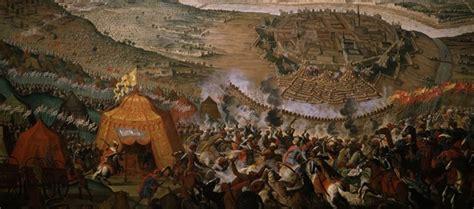 ottoman empire vienna turning the ottoman tide john iii sobieski at vienna
