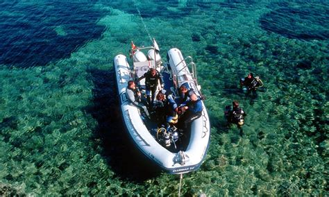 zodiac dive boat 24 joker offshore inflatable dive boat in andratx getmyboat