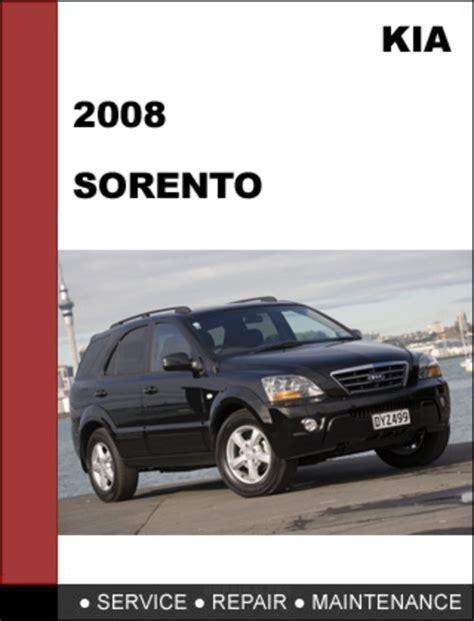 small engine repair manuals free download 2008 kia rio spare parts catalogs kia sorento 2008 factory service repair manual electronic troubl