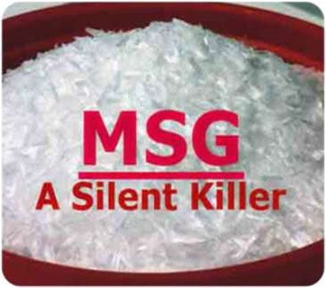 silent killer hidden in your kitchen pantry msg
