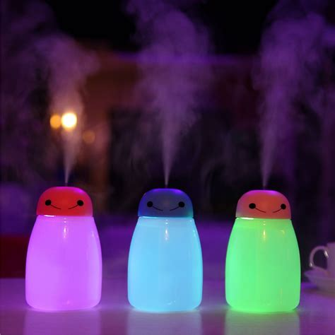 Baymax Mini Led Rgb Humidifier Usb 400ml baymax mini led rgb humidifier usb 400ml blue jakartanotebook