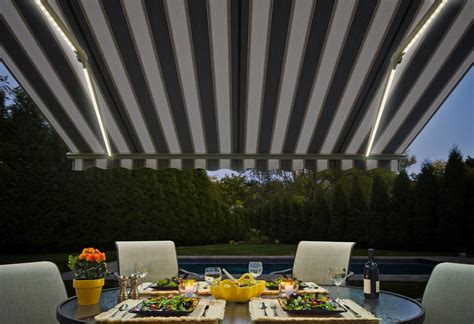 Sunsetter Patio Awning Lights by Mooreshade4less Launches New Website Featuring Sunsetter