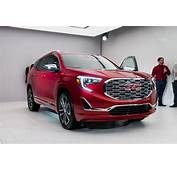 2018 GMC Terrain Prices And Expert Review  The Car Connection