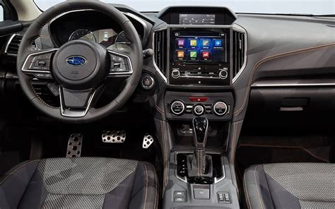subaru crosstrek interior 2018 comparison subaru crosstrek limited 2018 vs toyota