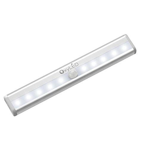 portable cabinet light oxyled motion sensor closet lights cabinet light diy stick